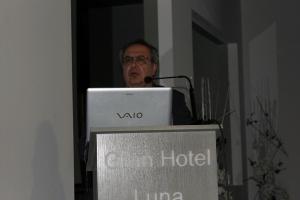 Francisco Rábago, técnico del PNSD